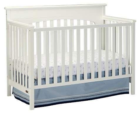 Graco Lauren 4 In 1 Convertible Crib Convertible Crib White Convertible Crib Cribs