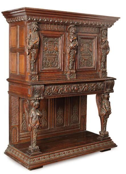 Vente Aux Encheres Tableaux Anciens Mobilier Objets D Art Millon Meuble Baroque Meubles Victoriens Meubles Anciens