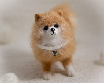 Welpe Pommerschneeball Kunstler Pluschhund Spielzeug Zum Sammeln Etsy Etsy Kunstler Pluschhund Pommerschneeball Samme Plush Dog Teddy Dog Dog Replica