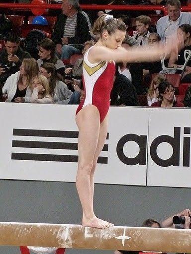 Ana Porgras (Romania) Artistic Gymnastics Photos