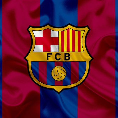 O Barcelona FC, o futebol profissional do clube, Barcelona emblema, Barcelona logotipo, La Liga, Barcelona, Catalunha, Espanha, LFP, Espanhol Campeonatos De Futebol