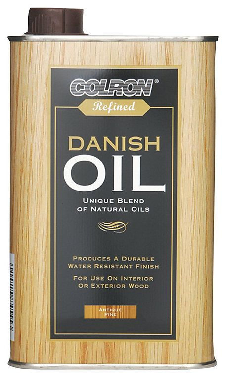 Colron Refined Antique Pine Danish Oil 0 5l Diy Christmas Baubles Wood Oil Danish