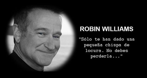 Más 20 Frases De Robin Williams Reflexiones Diarias