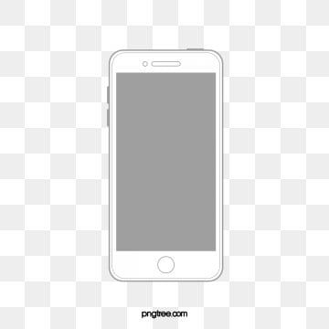 Vector Iphone Mobile Phone Frame Material Iphone Mobile Design Patterns Phone Template