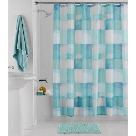 Home With Images Fabric Shower Curtains