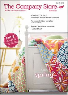 The Company Store Upscale Bedding And Linens Catalog The