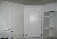 How I Painted My Oak Cabinets Painting Oak Cabinets Dark Oak Cabinets Oak Cabinets
