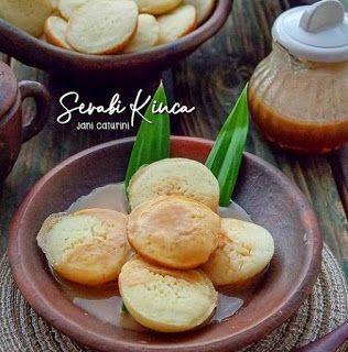 Cara Membuat Serabi Kinca Makanan Dan Minuman Resep Resep Masakan Indonesia