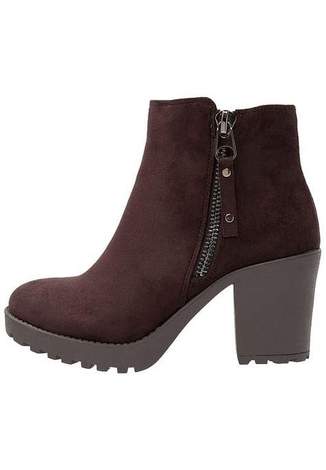 c79f49db0cb8b9 Enkel boots H.I.S Korte laarzen - taupe Bruin: € 53,95 Bij Zalando (op  18-10-17). Gratis bezorging & retour, snelle levering en veilig betalen!