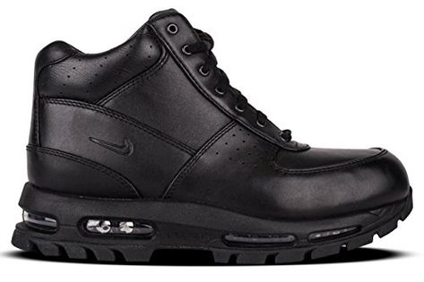 cce64206ba5355 Nike Air Max Goadome 2013 Men s Boots Black 599474-050 (7...