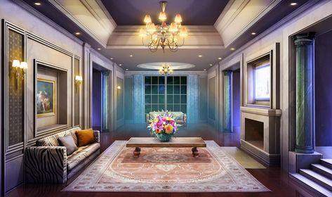 Int Fancy Livingroom Night Large Episodeinteractive