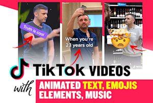 Heytechin I Will Make Your Tiktok Videos Like Garyvee For 10 On Fiverr Com How To Make Videos Gary Vee