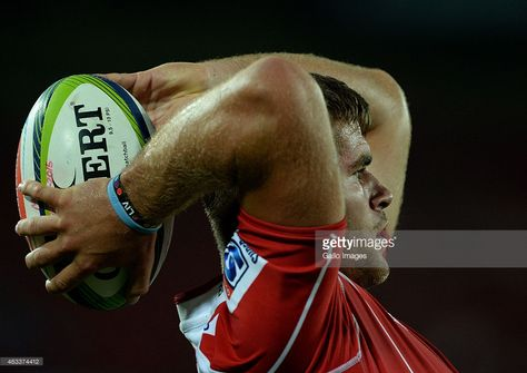 Super Rugby Rd 1 Lions V Hurricanes Photos And Premium High Res Pictures Super Rugby Rugby Poster Rugby
