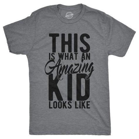 6392c16d4 Funny Shirt Kids, Crazy Kids T Shirt, Funny Kids Shirts, Youths Shirts With  Sayings, This is What an