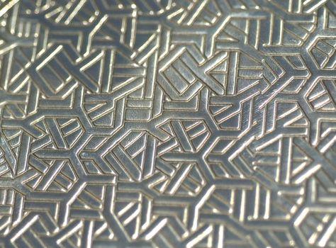 Brass Textured Metal Sheet Crazy Weave Pattern 20g By Supplydiva Brass Texture Metal Sheet Metal Working