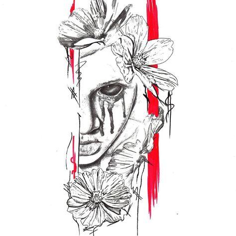 tattoodesign #tattoo #tattoos #drawing...