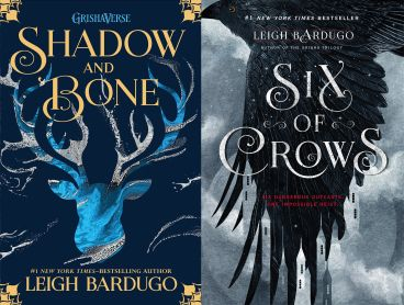 Netflix Orders Shadow And Bone Series Based On Leigh Bardugo S Grishaverse Novels From Eric Heisserer Shawn Levy Crow Books Bones Series Leigh Bardugo