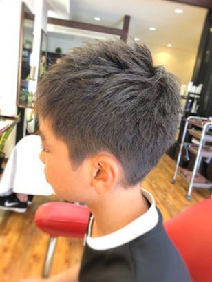 2019年夏 メンズ ベリーショートの髪型 ヘアアレンジ 人気順 12