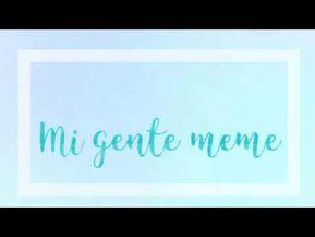 Mi Gente Meme Gacha Club Youtube