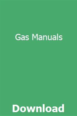 Gas Manuals Best Gas Mileage Air Conditioning System Free Gas