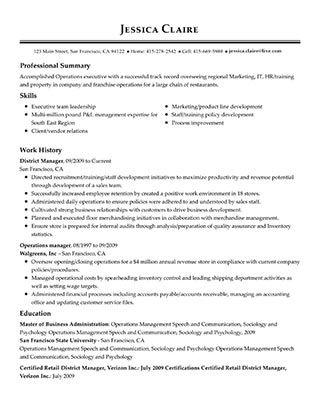 How It Works My Perfect Resume Good Resume Examples Teacher