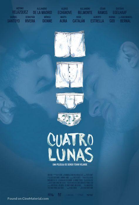 Cuatro Lunas Mexican Movie Poster Peliculas Completas Peliculas Paginas De Peliculas