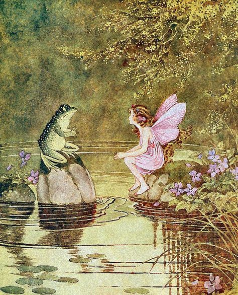 28 trendy ideas for fantasy art magic fairies pixies Pretty Art, Cute Art, Arte Peculiar, Fairytale Art, Fairytale Cottage, Hippie Art, Fairy Art, Fairy Room, Aesthetic Art