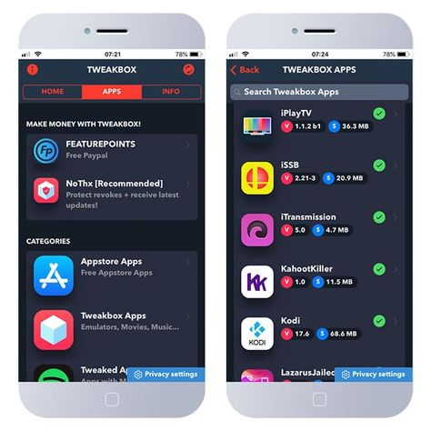 TweakBox Download. Install tweaked apps for free on iOS