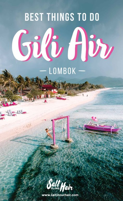 Things To Do in Gili Air Guide, Lombok