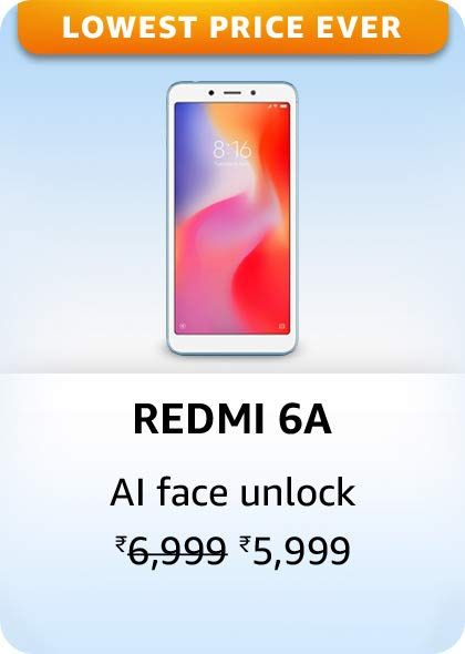 Mi Redmi 6A (Gold, 2GB RAM, 16GB Storage) xiaomi wallpapers, xiaomi