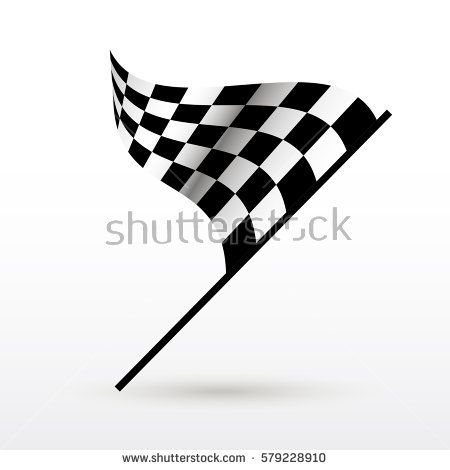 Start And Finish Flags Auto Moto Racing Competitions Flag Flag Tattoo Racing