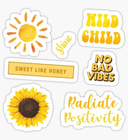 Pin En Aesthetic Stickers