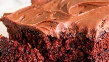 Chocolate Sour Cream Frosting Recipe For Cakes And Cupcakes In 2020 Sour Cream Chocolate Cake Sour Cream Recipes Frosting Recipes