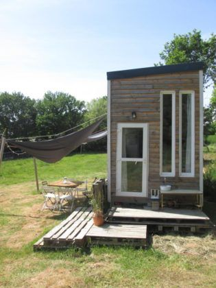 Annonce Tiny House Mathilde Mathilde Construction