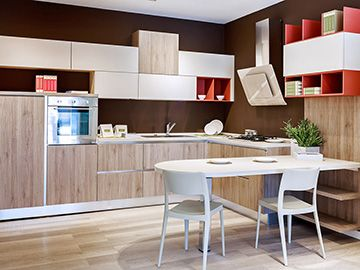 Cucina LUBE CREO prezzi modello ANK | perego arredamenri ...