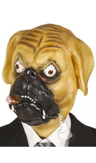 Careta Bulldog Mascara De Perro Perros Bulldog Y Raza De Perro
