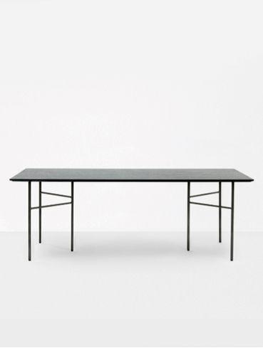 Mingle Table Legs W68 Black Set Of 2