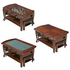 Foosball Coffee Table They may say Im a dreamer Pinterest