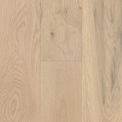 """6/"""" Brushed French Oak Pilsner Engineered Floating Wood Flooring Plank Sample"""
