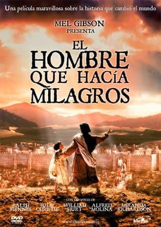 1999 El Hombre Que Hacía Milagros The Miracle Maker Películas Cristianas Peliculas Peliculas Catolicas