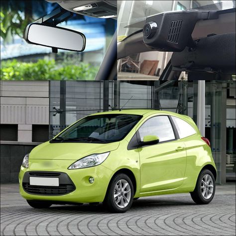 For Ford Ka App Control Car Wifi Dvr Auto Driving Video Recorder