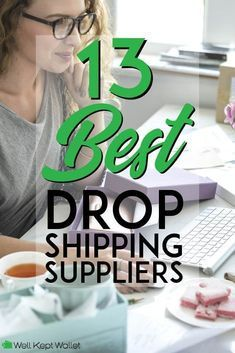 13 Best Drop Shipping Suppliers