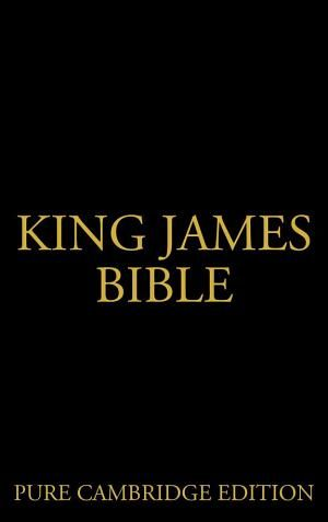 Presenting the King James Bible, Pure Cambridge Edition