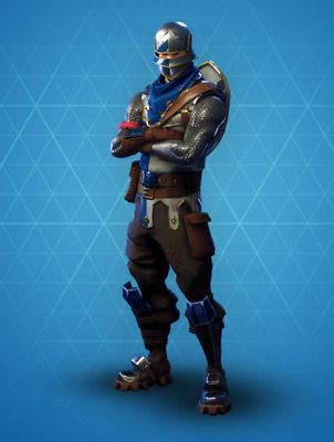 Rare Skin Only Fortnite Account With Blue Squire Fast Delivery Fortnite Game Nowplaying Fortnite Squire Blackest Knight