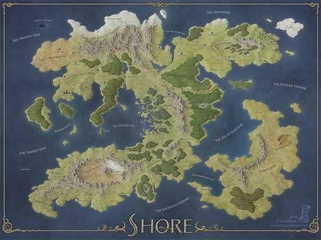 Pin On Fantasy Map
