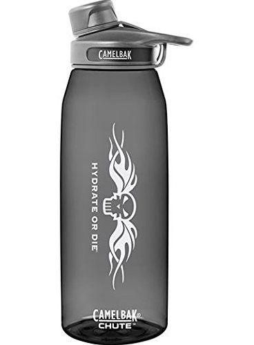 CamelBak Chute Water Bottle 1.5 L Charcoal