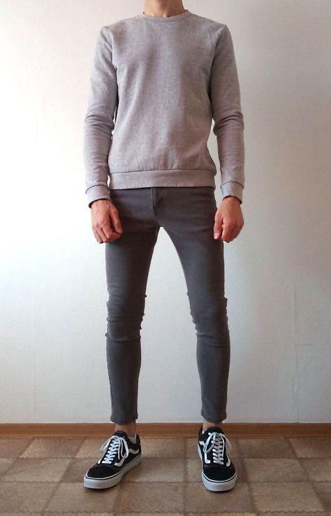 vans ropa de hombre