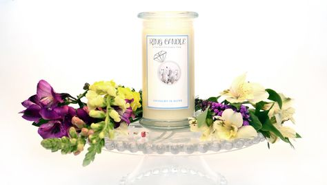 Chivalry Is Alive Ring Candle  Coming out Sept. 20th ! Keep your eyes peeled for more on this number on release date :)