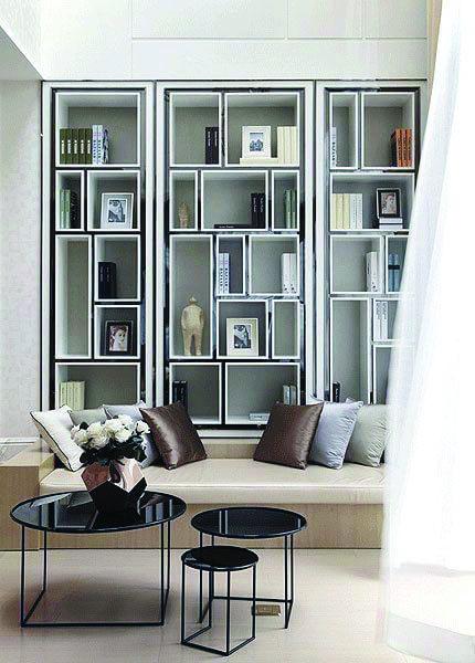 Ways To Use Living Region Furnishings For Storage Space Dova Home Bookshelf Design Room Interior Living Room Interior