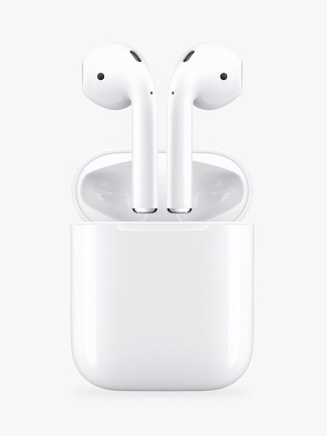 2019 Apple AirPods with Charging Case at John Lewis & Partners